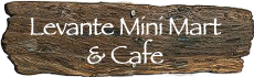Levante Mini Mart & Cafe - Mathraki Island Greece