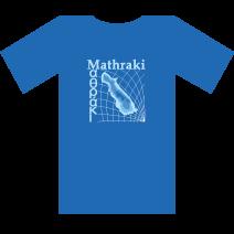 Mathraki Island T Shirt