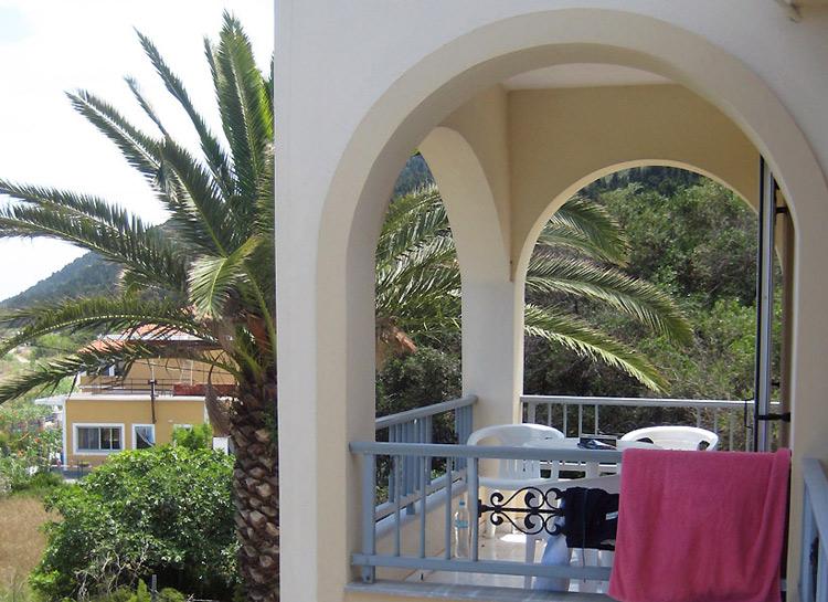 Hotel of Tassos Kasimis - Mathraki