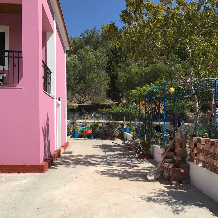 Mathraki Island House for Sale -3