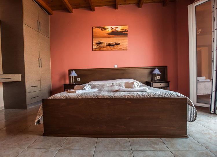 Mathraki Paradise Hotel Room - Greece